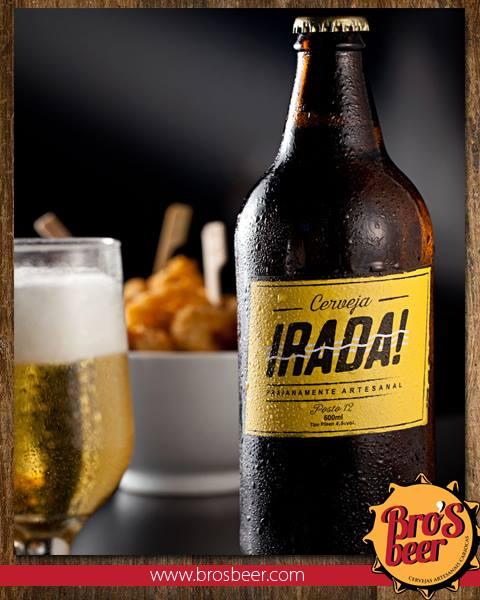 Cerveja Irada Foto