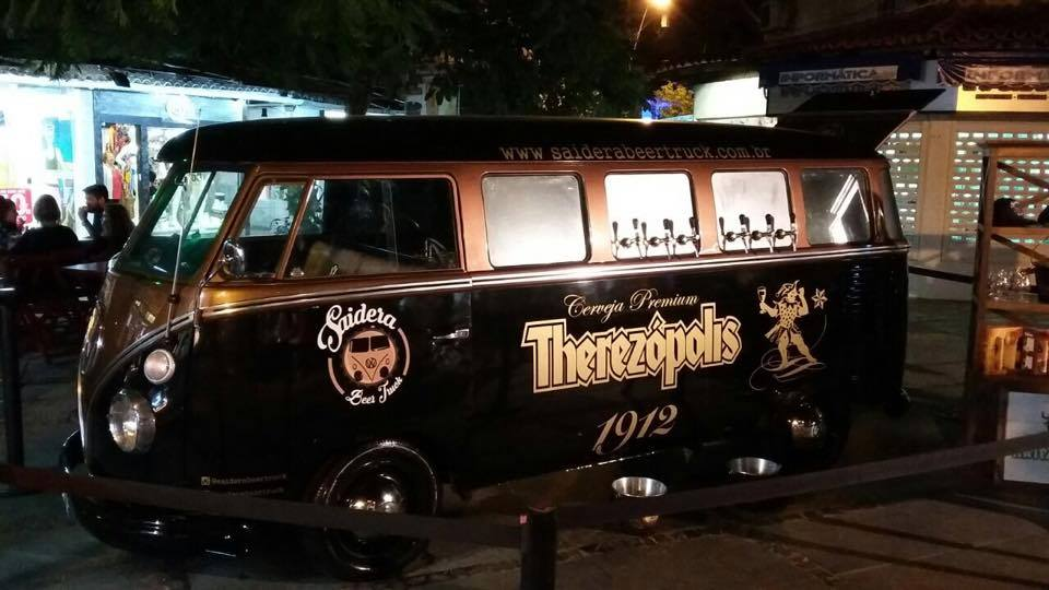 Saideira Beer Truck